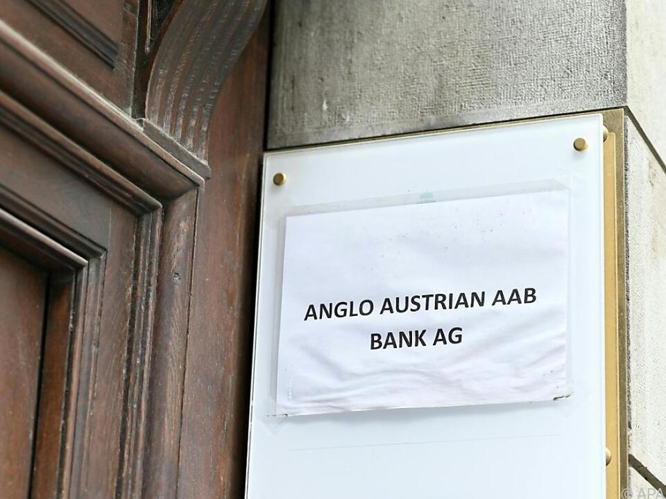 Die Anglo Austrian AAB Bank ist insolvent