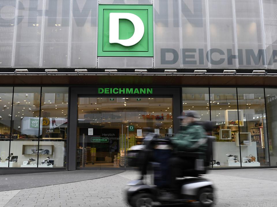 Deichmann Miete