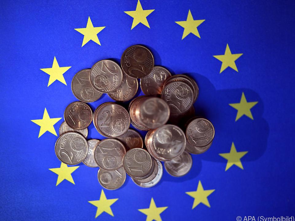 Die EU-Förderungen flossen vor allem in ärmere Regionen