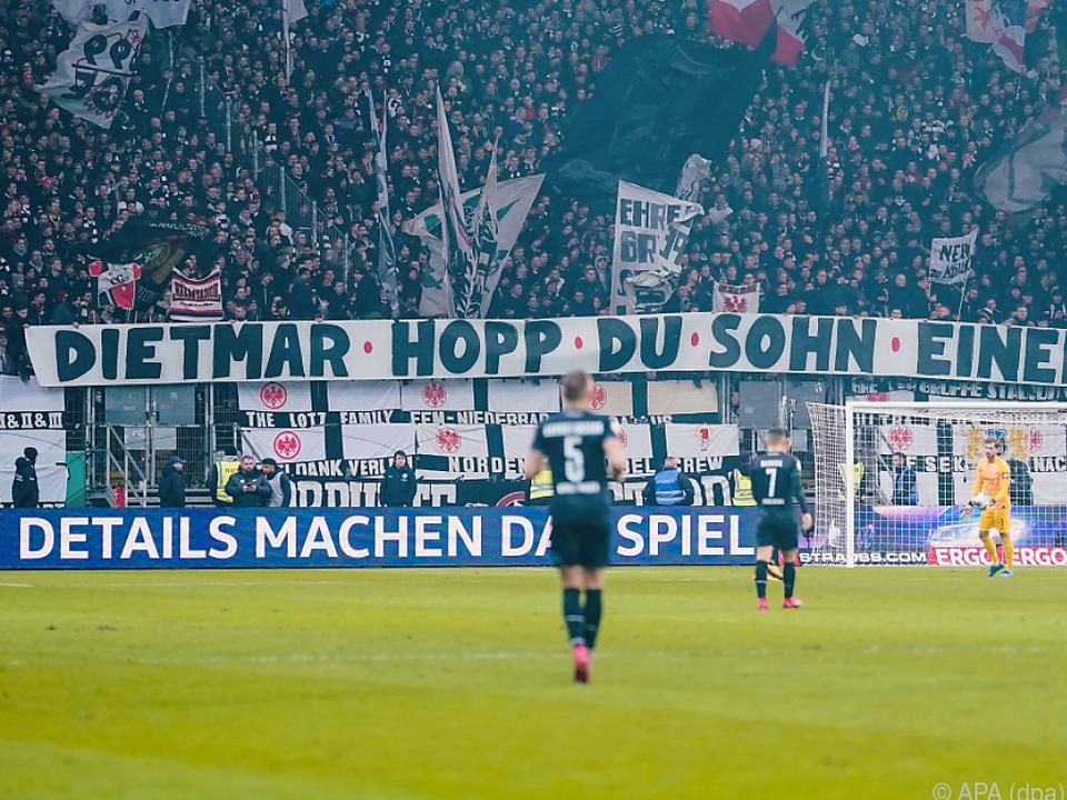 Die Fantproteste gegen Hopp und den DFB dürften andauern