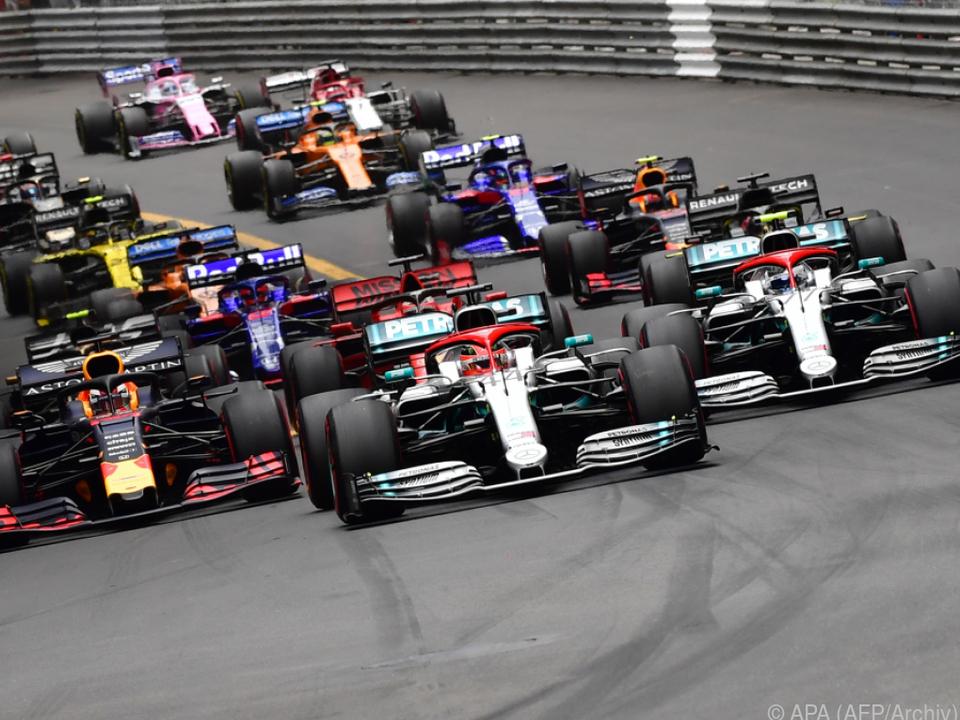 Die Formel 1 will in eine verkürzte Weltmeisterschaft starten