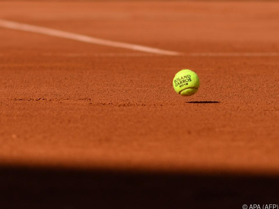 Die French Open finden erst im Herbst statt