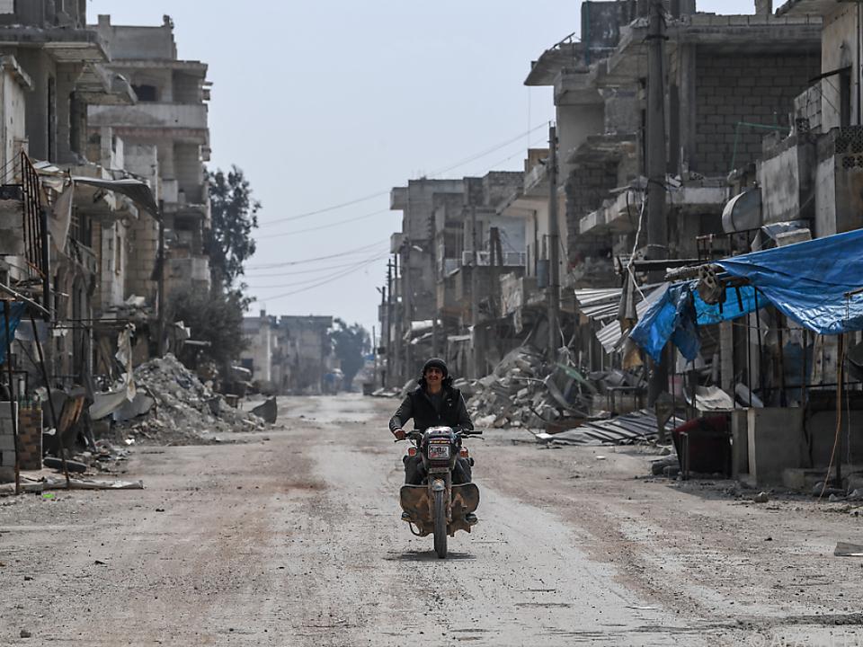 Die Lage in Idlib ist verzweifelt