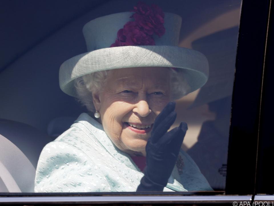 Die Queen zieht sich für einige Wochen zurück