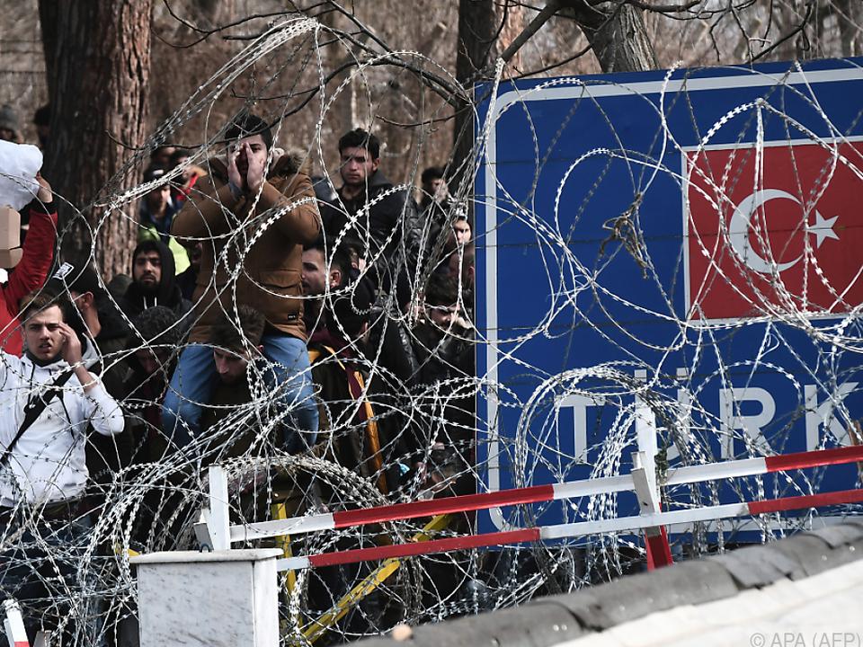 Die Türkei erhöht den Druck auf die EU