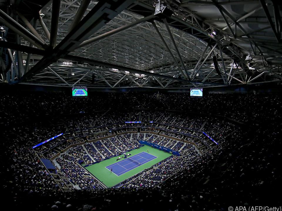 Die US Open sollen eigentlich vom 31.8. bis 13.9. stattfinden