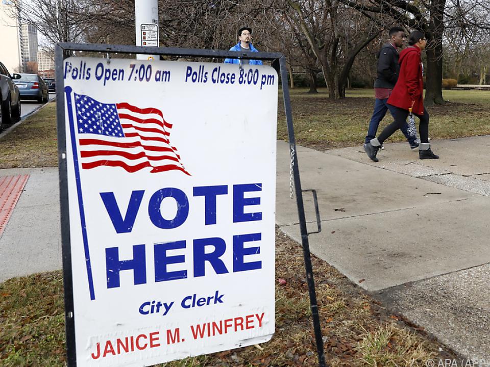 Die Vorwahlen in den USA gehen weiter