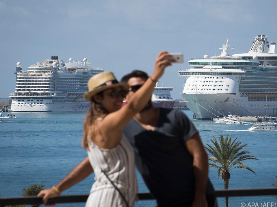 Die zahlreichen Touristen haben Mallorca verlassen