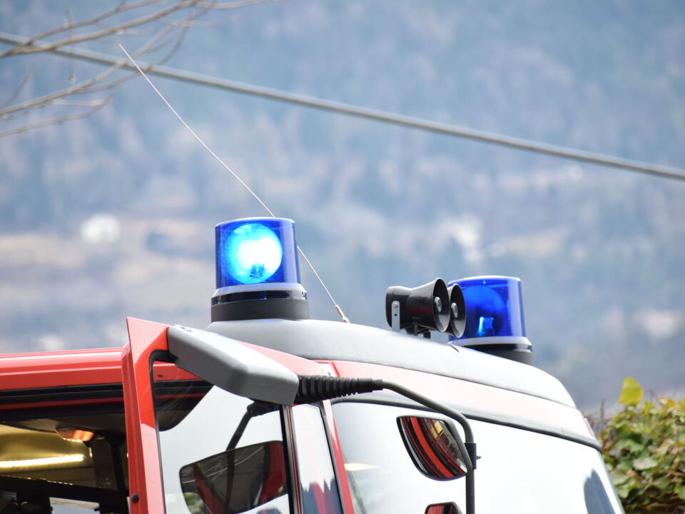 Feuerwehr FFW Symbolbil leer