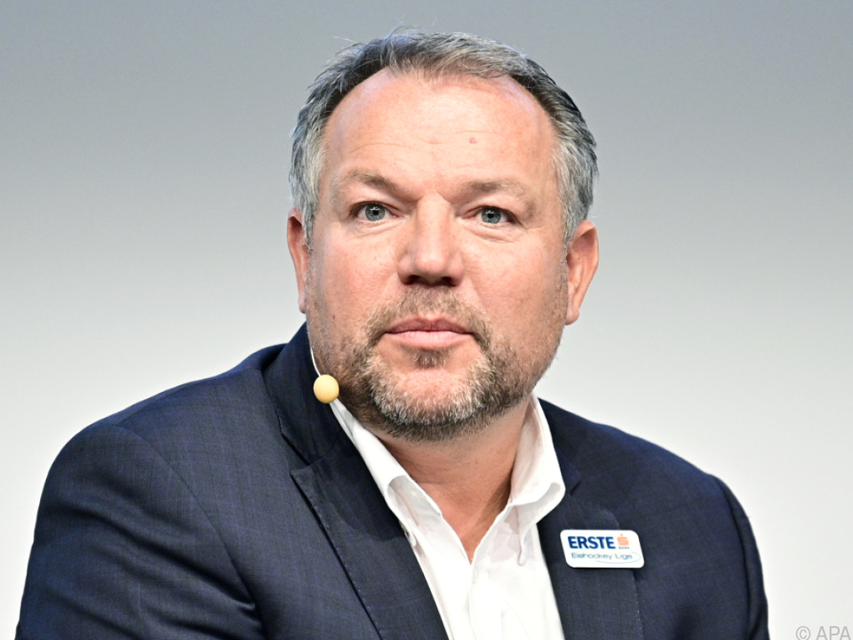 EBEL-Geschäftsführer Christian Feichtinger
