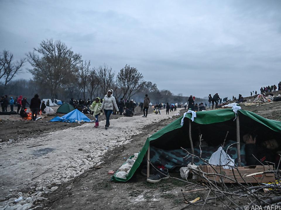 Ein Drittel der Flüchtlinge sind laut UNHCR Kinder und Jugendliche