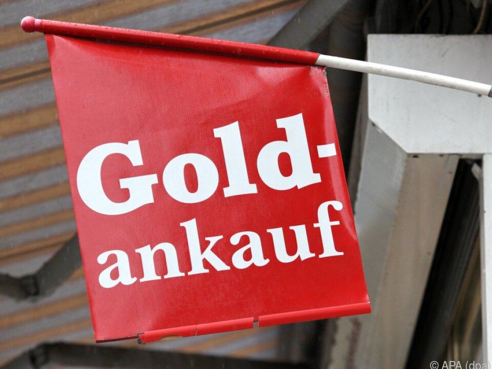 Einer der wichtigsten sicheren Häfen an den Finanzmärkten ist Gold