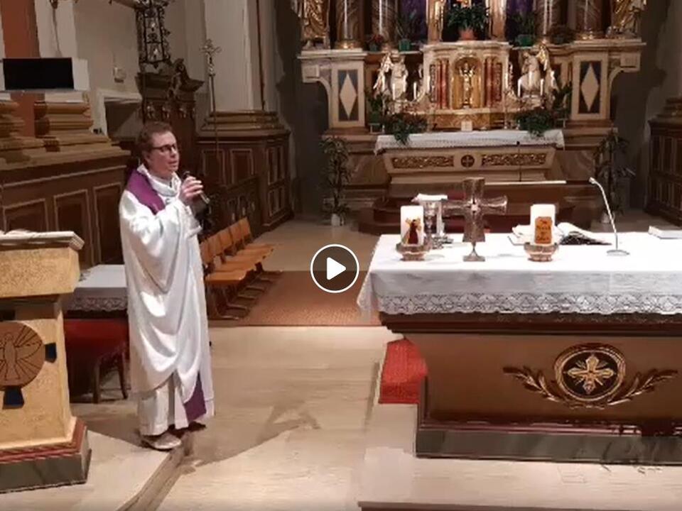 Facebook-Priester