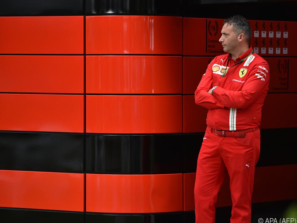 Ferrari erbat sich Bedenkzeit