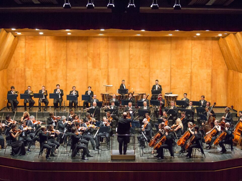 Foto Orchestra Haydn Orchester_
