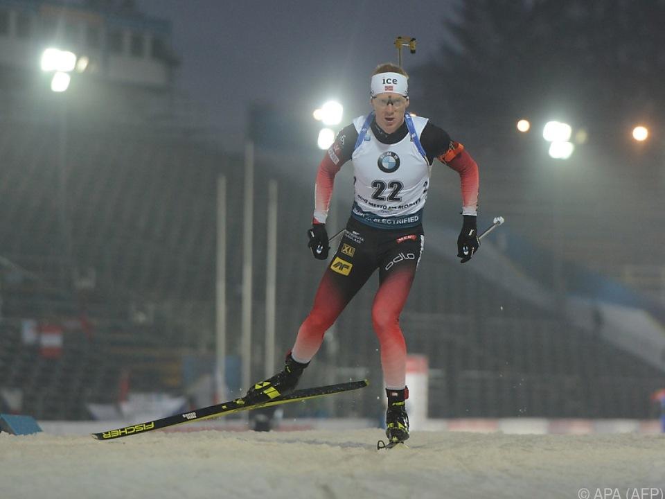 Für den Norweger ist es der achte Saisonerfolg