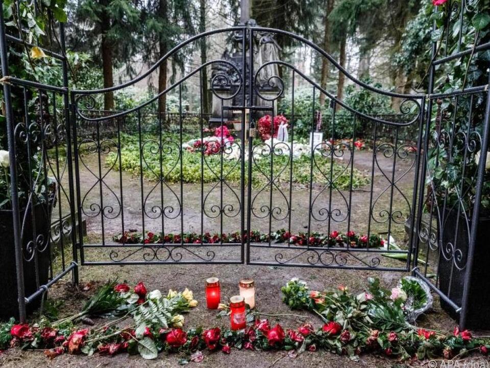Grabstätte von Jan Fedder