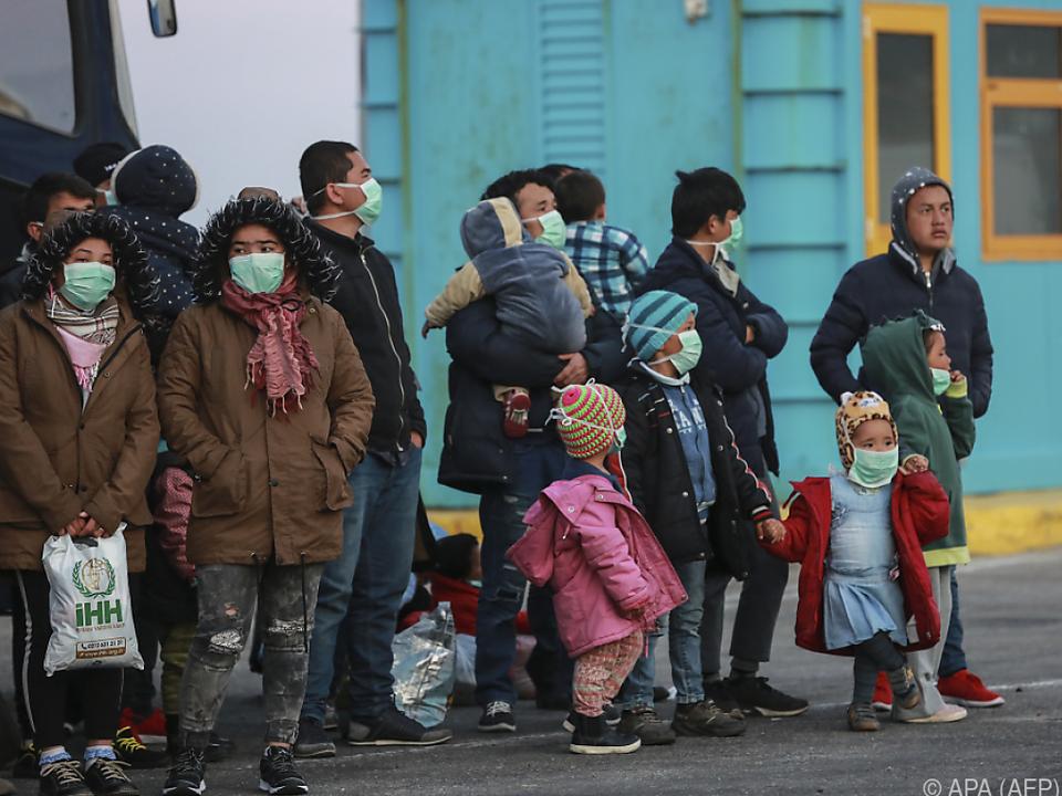 Griechenland bat die EU erneut um Hilfe
