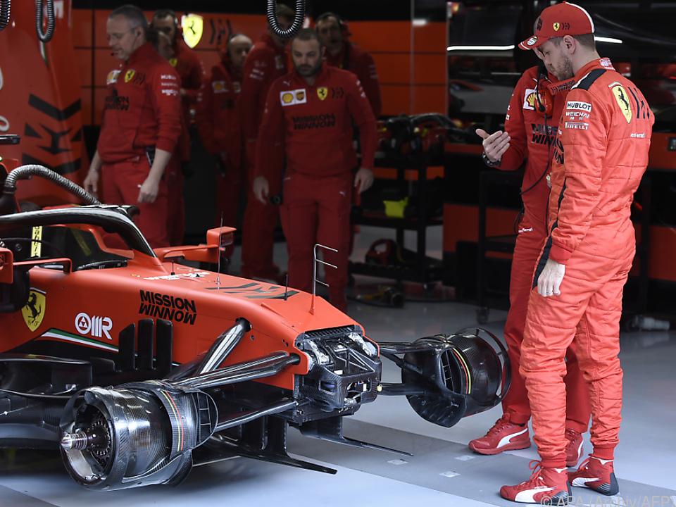 Haben Ferrari und FIA etwas zu verbergen?
