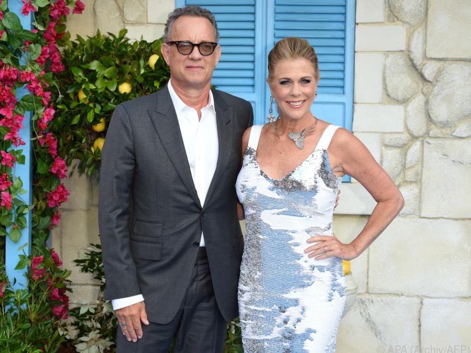Hanks und Wilson zu Dreharbeiten in Australien