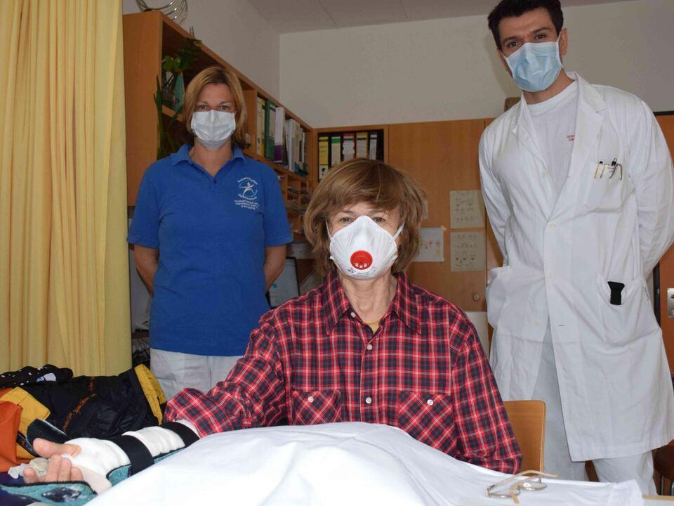 Happy end - Patientin Moskau Paziente Mosca