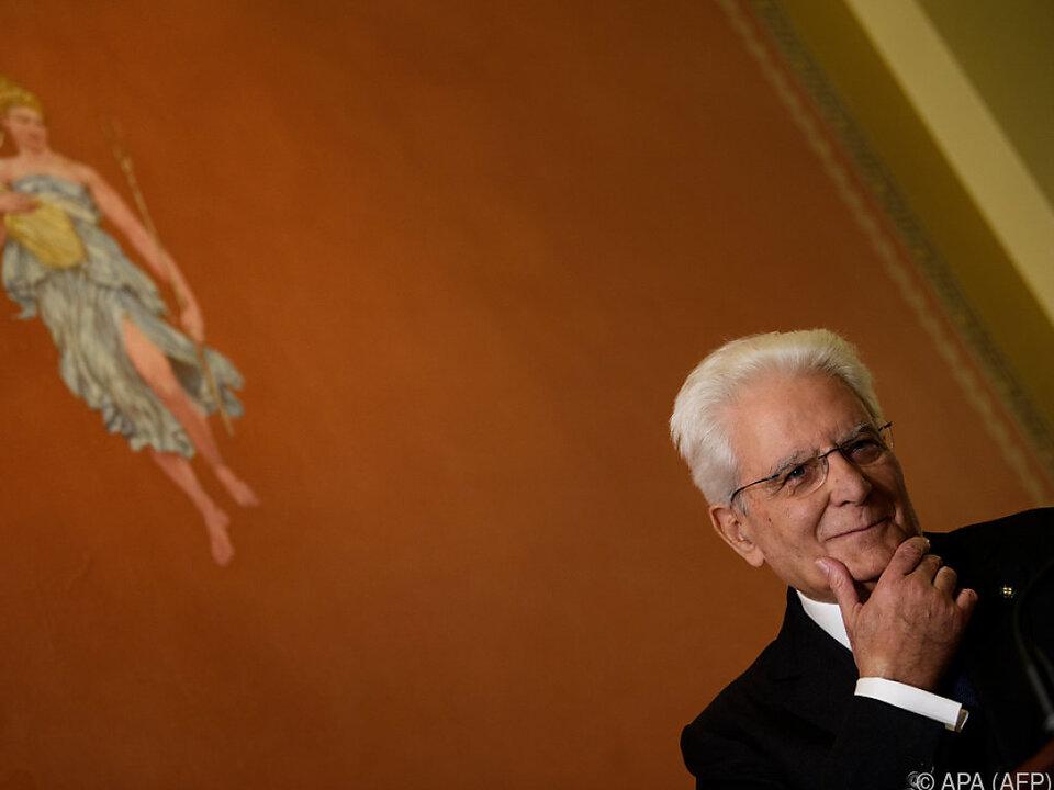Hat Seltenheitswert: Ein Italiener, der nicht auf sein Äußeres achtet
