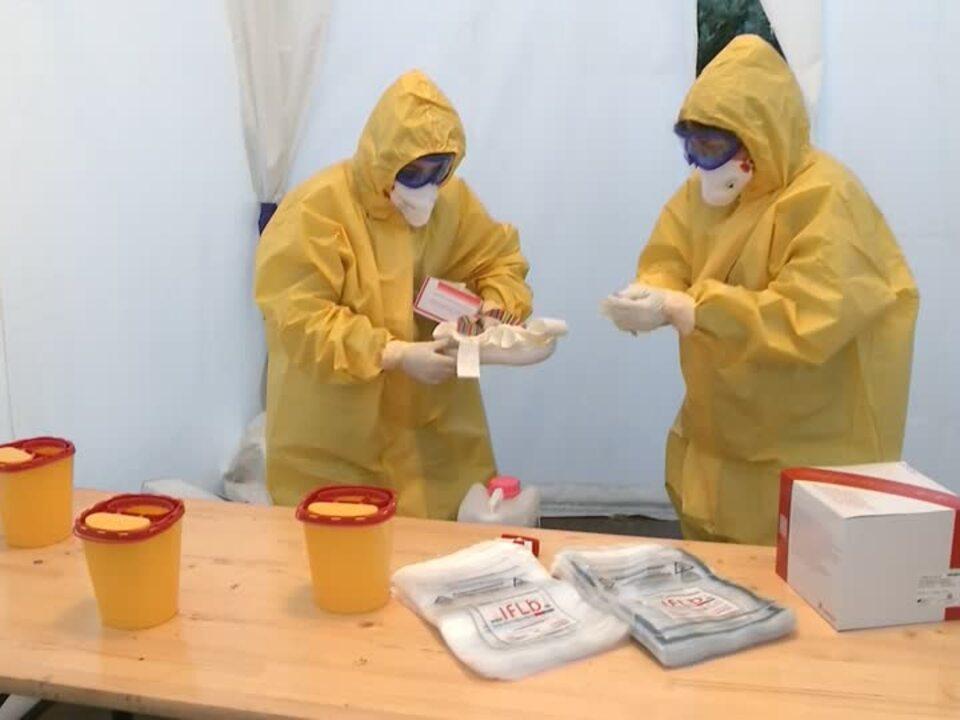 Hausärzte bieten Corona-Tests an