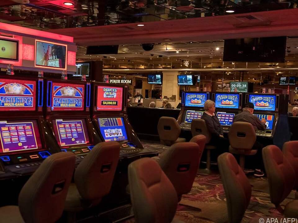 Im US-Staat Nevada werden alle Casinos geschlossen