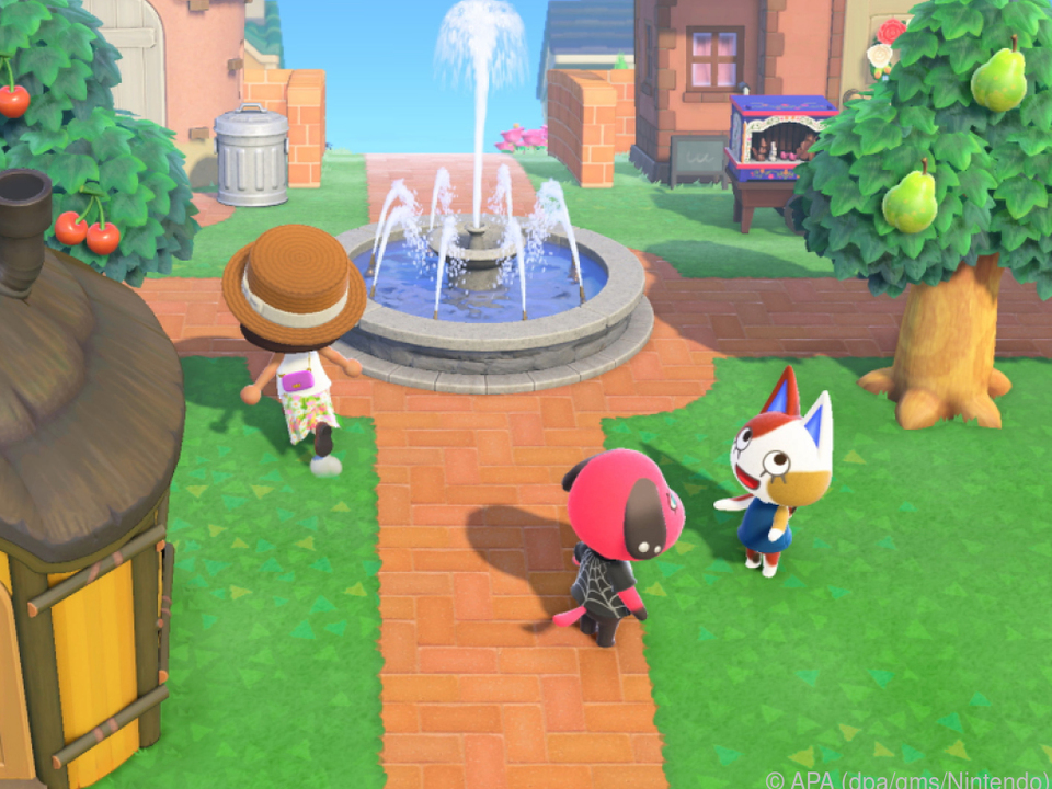 Wer online mit Freunden spielen will, muss dafür ein Nintendo-Abo abschließen