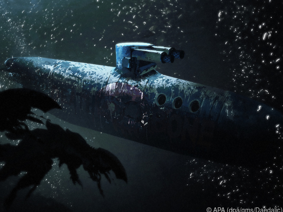 Es gab schon ereignislosere U-Boot-Fahrten als die in \
