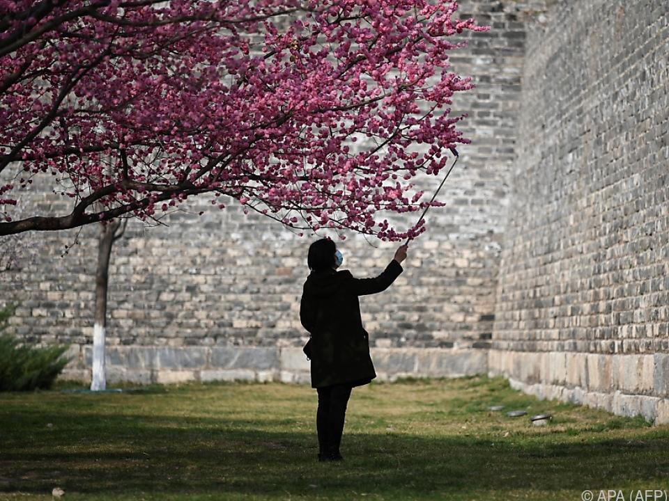In China entspannt sich die Lage allmählich