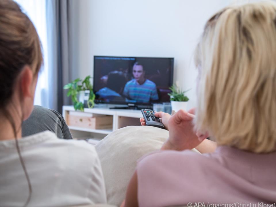 In Corona-Zeiten werden viele Filme gestreamt - das kann Netze überlasten