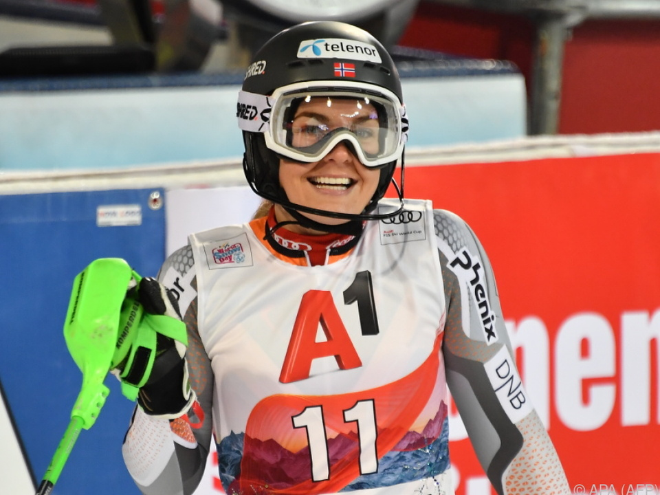 In ihrer Laufbahn feierte Haver-Löseth zwei Weltcupsiege