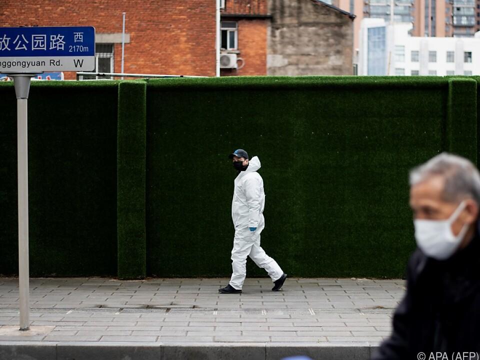 In Wuhan nahm die Pandemie ihren Ausgang