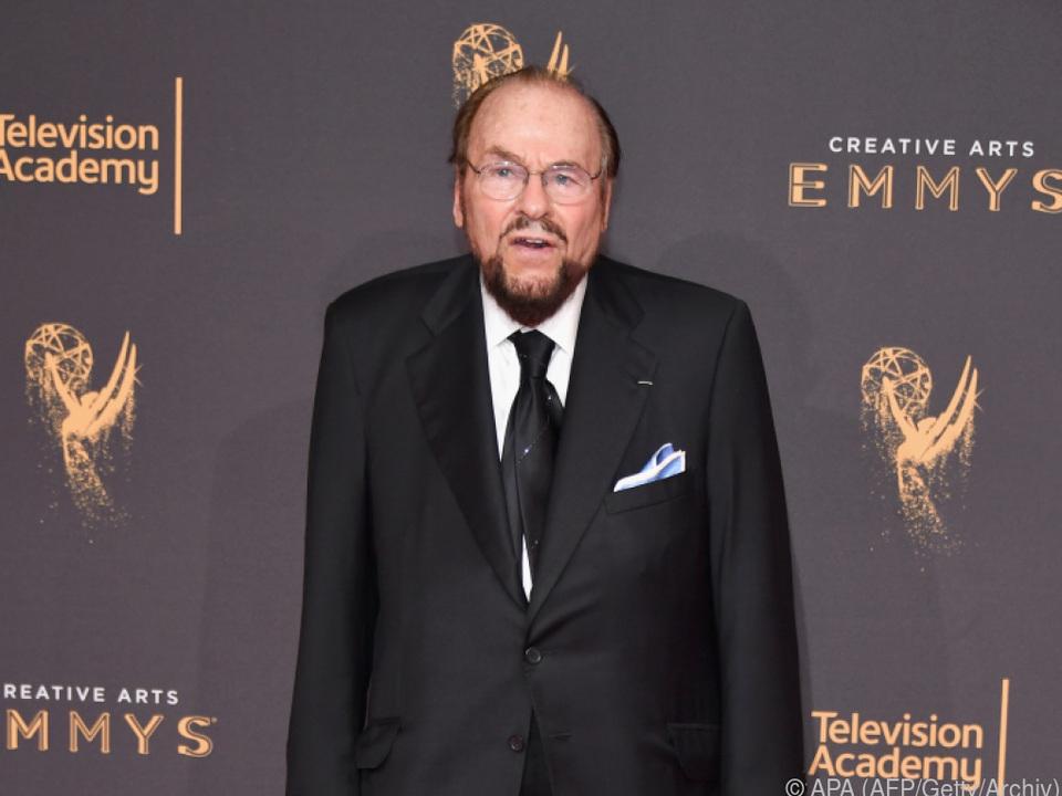 James Lipton  wurde 21 Mal für den Emmy nominiert