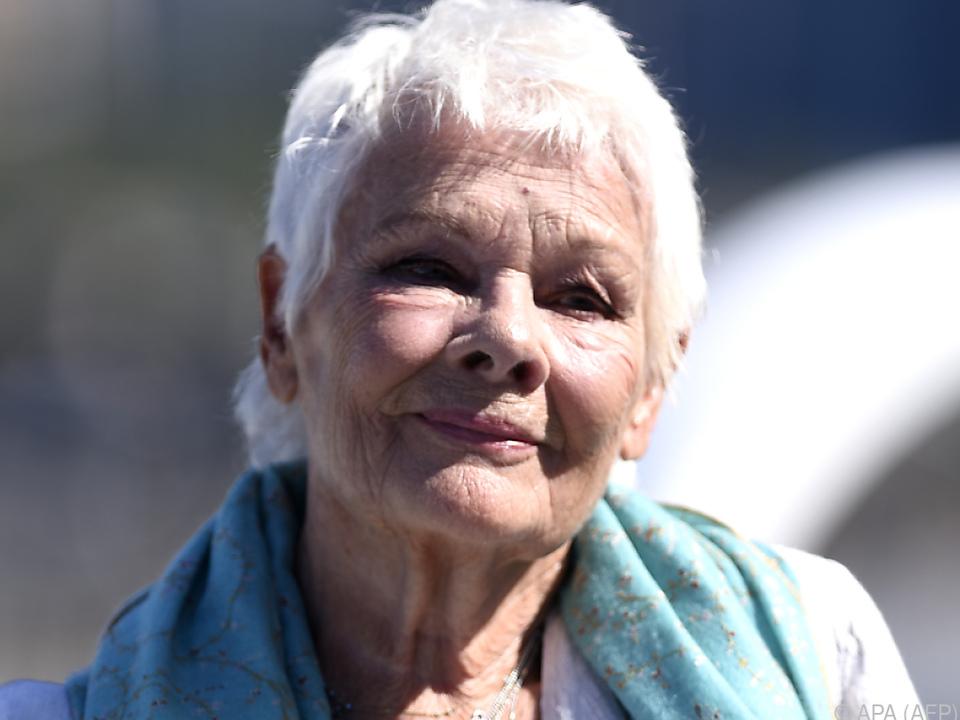 Judi Dench spielte in sieben Filmen Bonds Chefin