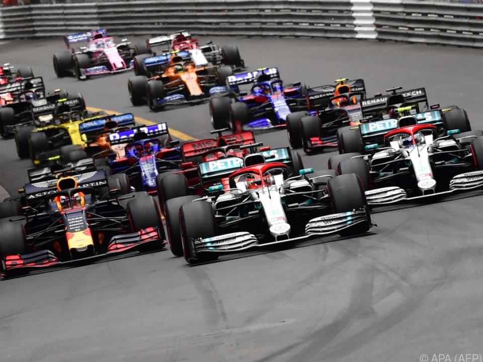 Kein Rennen heuer in Monte Carlo