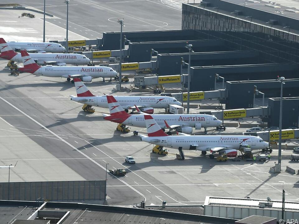 Keine Landeerlaubnis für Flüge aus GBR, NED, RUS und UKR