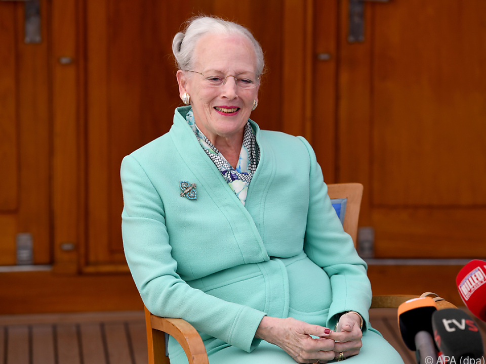 Königin Margrethe II ist beim Volk sehr beliebt