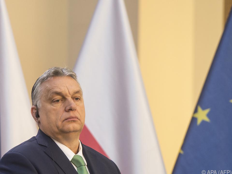 Kritiker werfen Orban eine Aushöhlung der Demokratie vor
