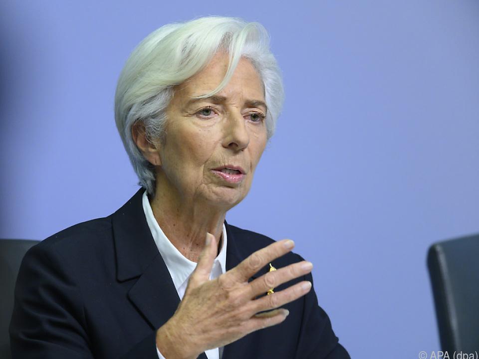 Lagardes Anleihen-Idee sei Insidern zufolge abgelehnt worden