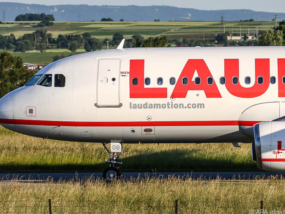 Laudamotion reduziert Flüge