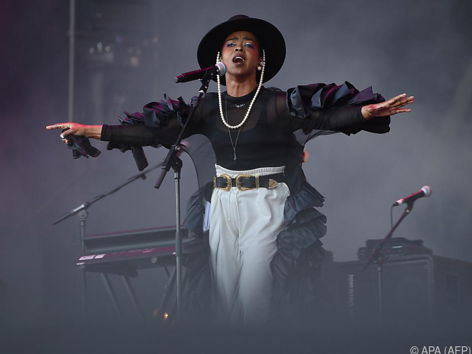 Lauryn Hill kommt nach Wien