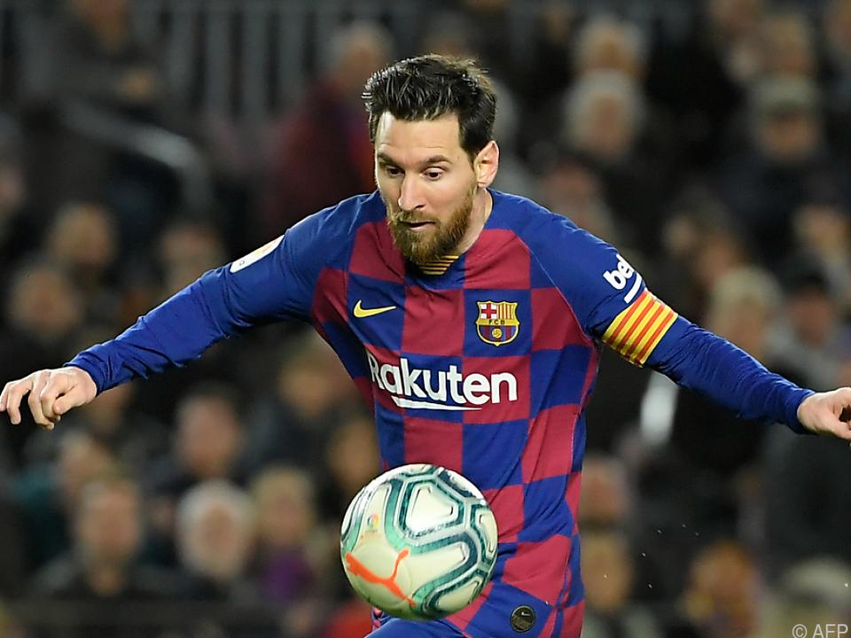 Lionel Messi wird es erst 2021 bei der Copa America zu sehen geben
