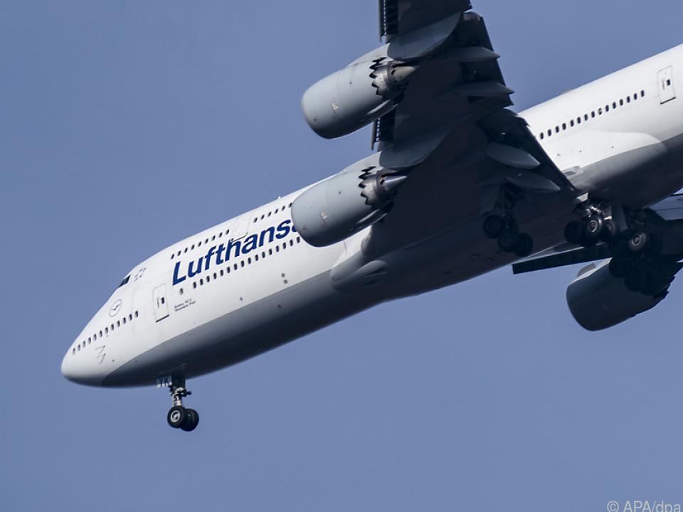 Lufthansa legt ganze Airlines und Drehkreuze still