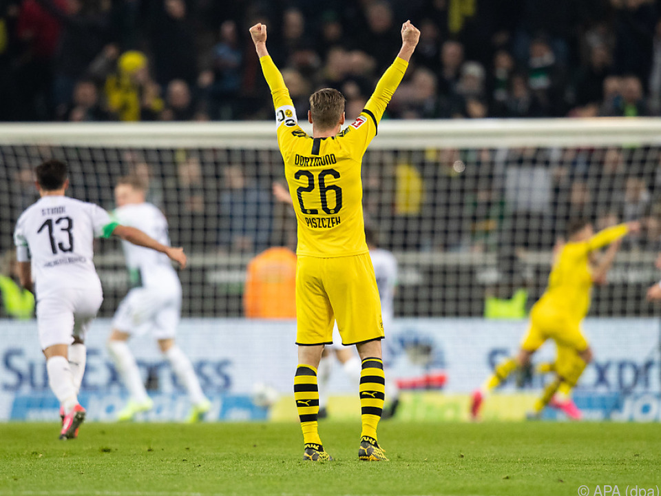 Lukasz Piszczek jubelt über 2:1 - Dortmund vor allem defensiv stark