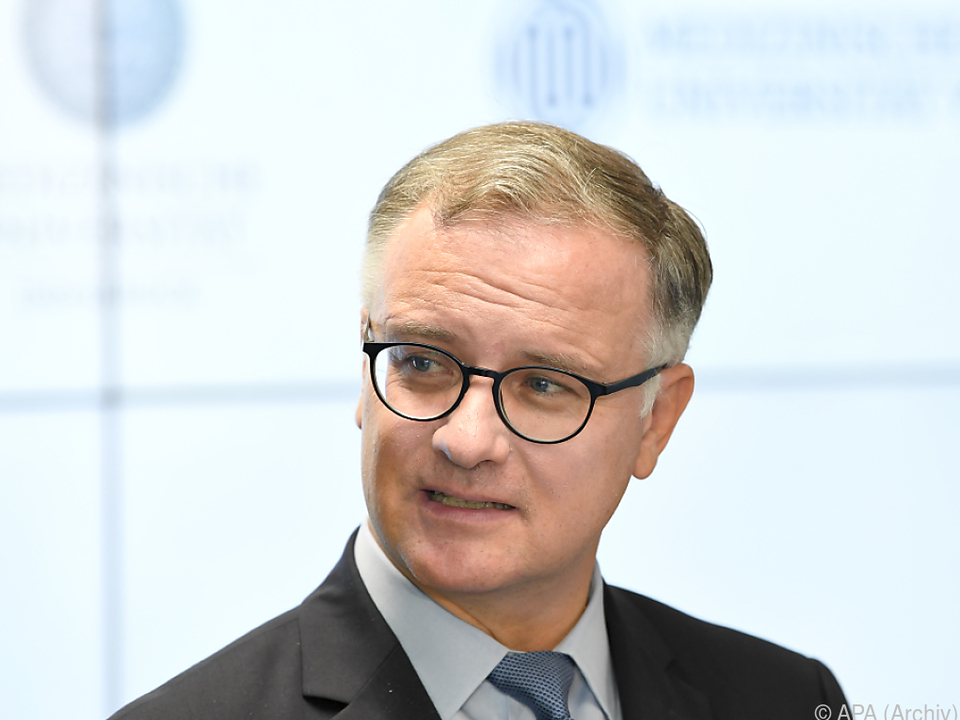MedUni Markus Müller äußerte sich zu den Behauptungen