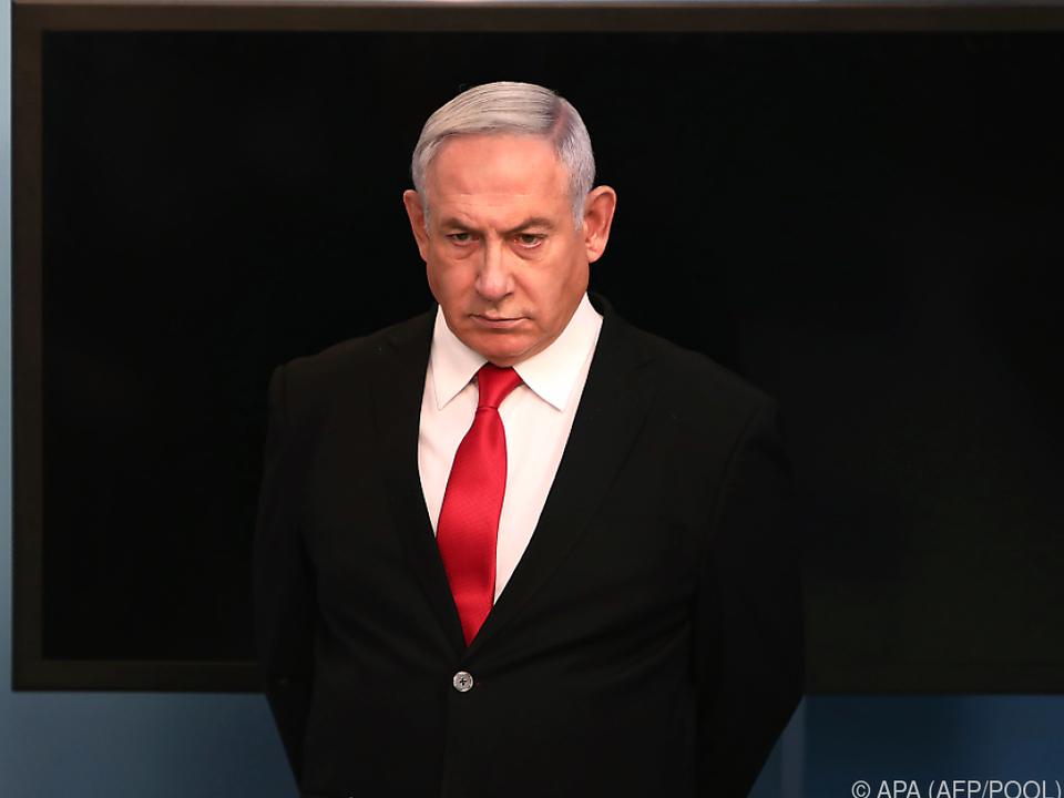Netanyahu wird Korruption vorgeworfen