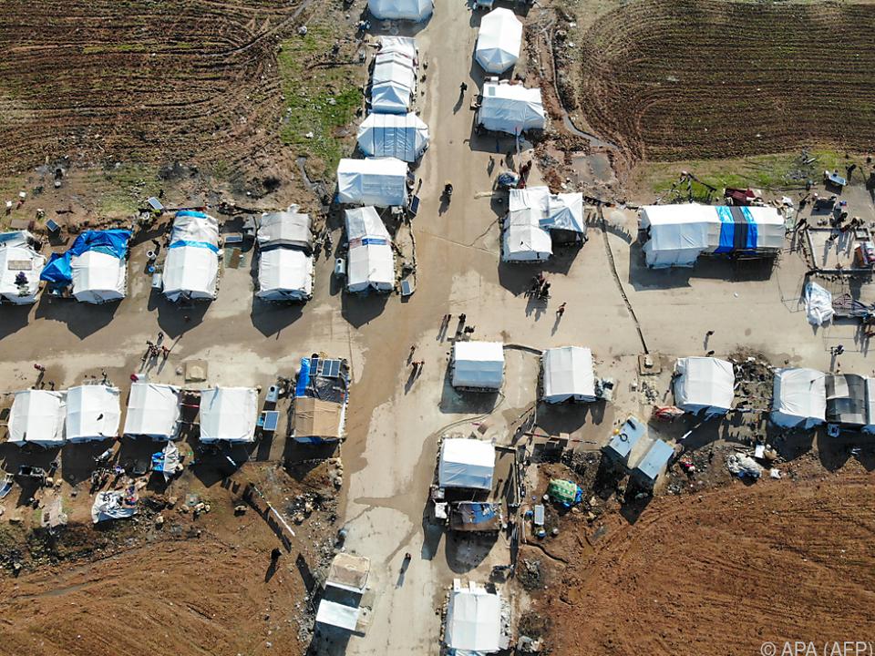 Neue humanitäre Katastrophe soll verhindert werden