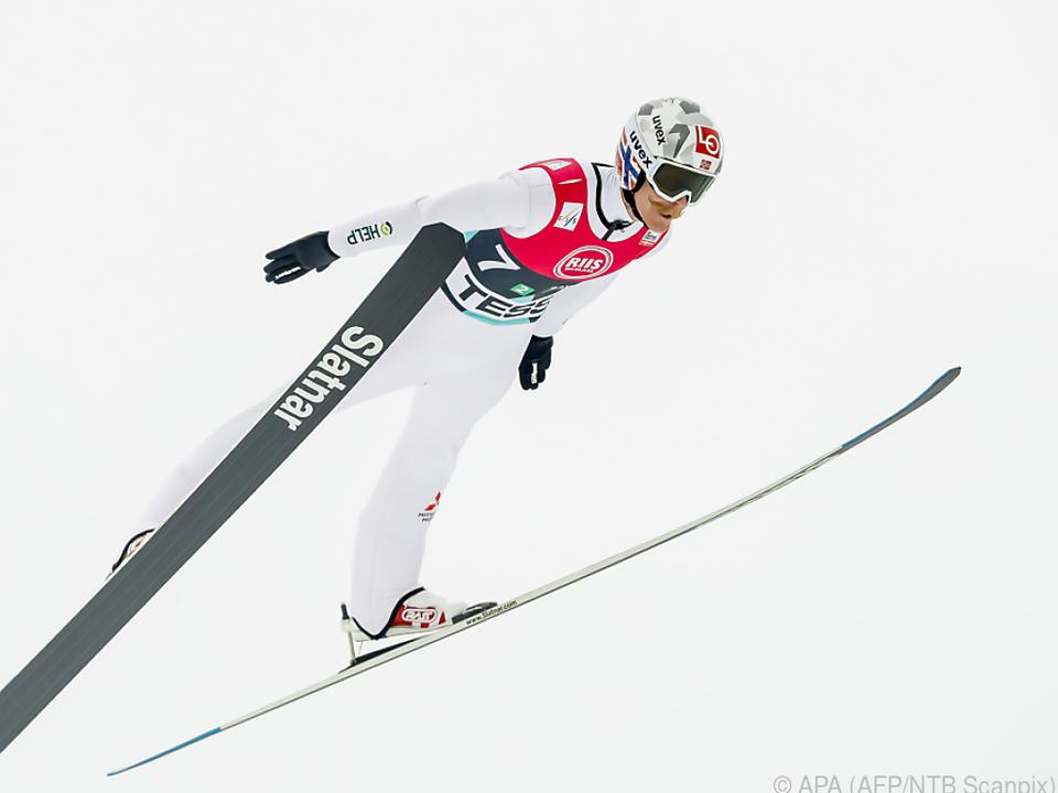 Norwegen entschied das Skispringen für sich